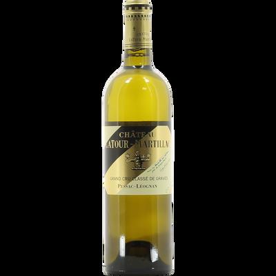 """Vin blanc AOP Pessac Leognan """"Château LaTour Martillac"""", 6 bouteillesde 75cl"""
