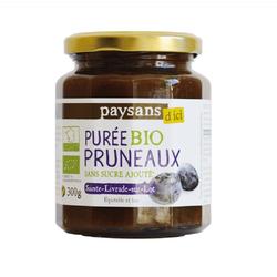 Purée de pruneaux Lot-et-Garonne SSA BIO PAYS 300g