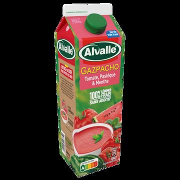 Alvalle Soupe Froide De Tomate, Pastèque Et Menthe Alvalle, 1l