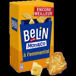 Crackers monaco Lu BELIN, paquet de 50g