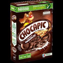 Céréales Nestlé CHOCAPIC, paquet de 750g