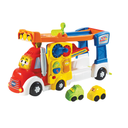 Tut tut bolides - super camion piste zig-zag VTECH