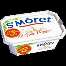 St Môret Spécialité Fromagère Pasteurisé  Nature 17,8%mg 300g Offre Découverte