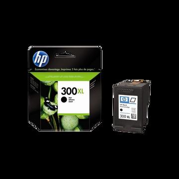 Hewlett Packard Cartouche D'encre Hp Pour Imprimante, Cc641ee Noir N°300xl, Sous Blister