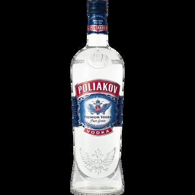 Vodka POLIAKOV, 37,5°, 1 litre