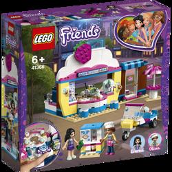 Cupcake cafe d'Olivia LEGO Friends