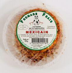 Fromage frais mexicain 150g, La ferme de la Sablonnière