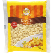 Knepfle aux oeufs frais, TANTE GERMAINE, 500g