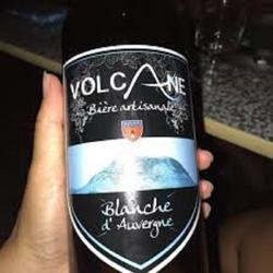 Bière artisanale LA VOLCANE bière blanche 33cl