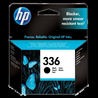 Cartouche d'encre HP pour imprimante, C9362EE noir n°336, sous blister