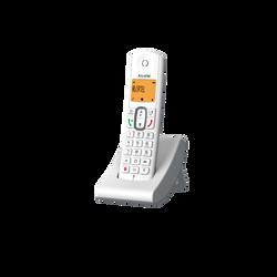 Téléphone sans fil ALCATEL F630 gris