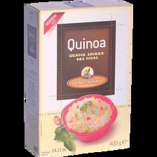 Quinoa blanc LE BON SEMEUR, étui de 400g