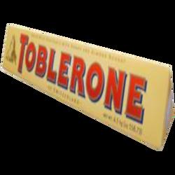 TOBLERONE au lait, 4.5kg