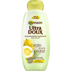 Shampooing cédrat ULTRA DOUX, flacon de 400m