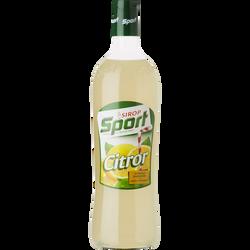 Sirop CITROR SPORT, bouteille de 1l