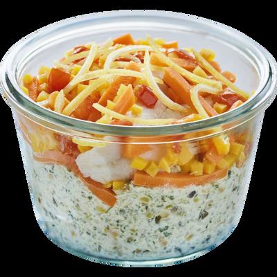 Filet d'églefin et quinoa façon risotto, 260g
