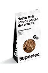 CROQUANT BIO SÉSAME - MIEL 130G - SUPER SEC