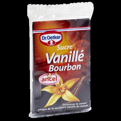 Sucre vanille bourbon ANCEL, 4 sachets, 32g