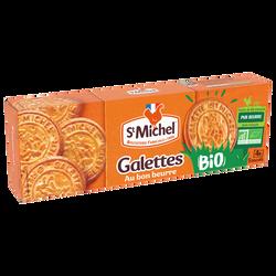 Galettes au bon beurre bio ST MICHEL, 130g