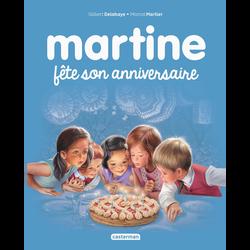 Martine fête son anniversaire tome 19