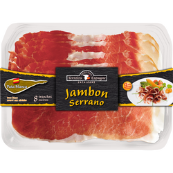 Jambon serrano Argal, 100g