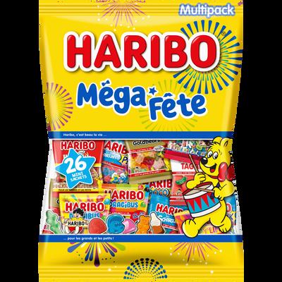 Méga fête HARIBO, 1kg