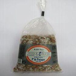 Sel p'tit potager de l'île de ré, 200gr, sachet, Croque au sel