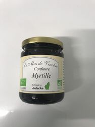 CONFITURE MYRTILLE BIO 320G