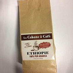 café éthiopie 100% pur arabica 250g