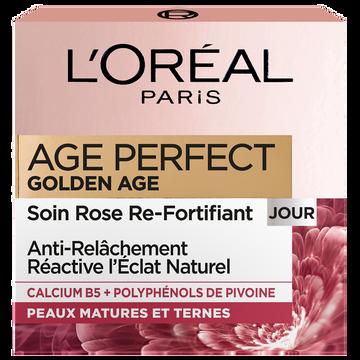 L'Oréal Soin Jour Age Perfect Golden Age Rosé Re-fortifiant L'oreal Paris, 50ml