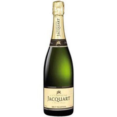 Champagne JACQUART brut tradition, 75cl