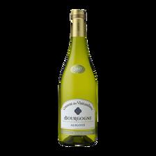Vin blanc Bourgogne Aligoté AOP Couvent des Visitandines, bouteille de75cl