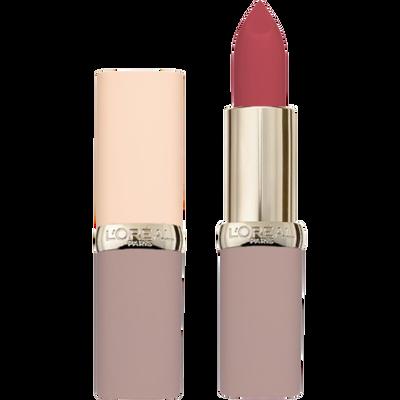 Rouge à lèvres color riche ultramatte 08 no lies nu L'OREAL PARIS