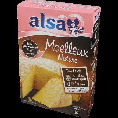 """Préparation pour gâteau nature Saveur d'Antan """"Mamie Gâteau"""" ALSA, 435g"""