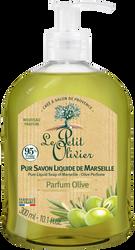 Savon liquide Marseille huile d'olive LE PETIT OLIVIER 300ml