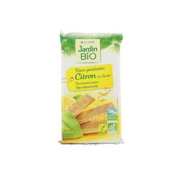 JB Fines gaufrettes Citron
