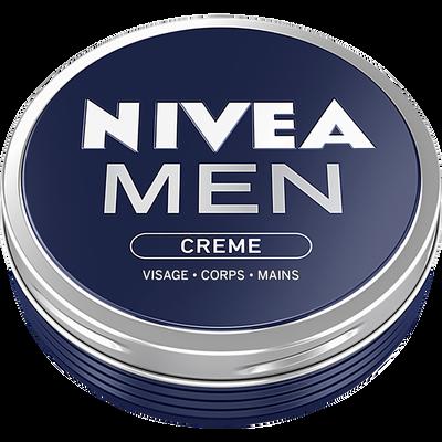 Crème visage, corps & mains NIVEA FOR MEN, boîte de 150ml