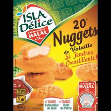 Nuggets Halal ISLA DELICE, 400g