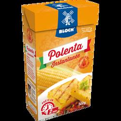 Polenta BLOCH, paquet de 500g