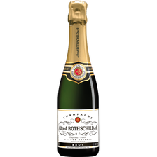 Champagne Brut Alfred Rothschild&Cie 37,5cl