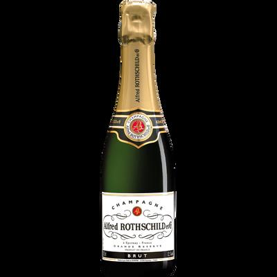 Champagne Brut Alfred Rothschild&Cie 37,5cl