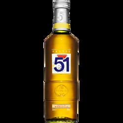 Pastis 51, 45°, bouteille de 50cl