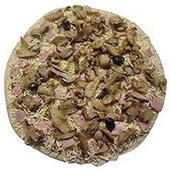 Pizza reine jambon champignons, 500g