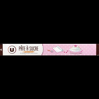 Pâte à sucre à dérouler U, 300g