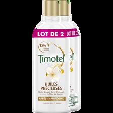 Timotei Après-shampooing Huile Précieuse , 2 Flacons De 300ml
