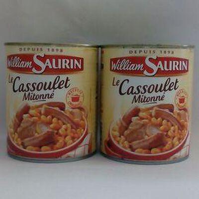 CASSOULET MIT.4/4 X2 W.SAURIN