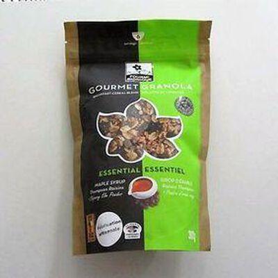 Mélange de céréales gourmet granola Essentiel FOURMI BIONIQUE,300g