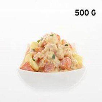 Salade à l'Irlandaise TOUT FEU-TOUT FRAIS