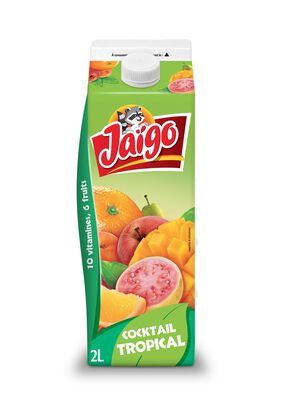 JAIGO COCKTAIL TROPICAL 2L