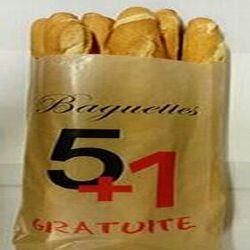 Baguettes 5+1 gratuites